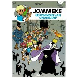 Jommeke - 003 De koningin van Onderland