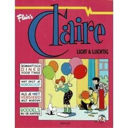 Claire - 003 Licht & luchtig - herdruk 1996
