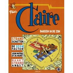 Claire - 006 Bakken in de zon - eerste druk 1994