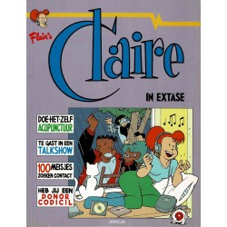Claire - 009 In extase - eerste druk 1996