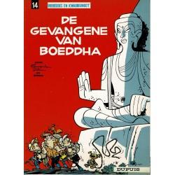 Robbedoes en Kwabbernoot - 014 De gevangene van Boeddha - herdruk 1994
