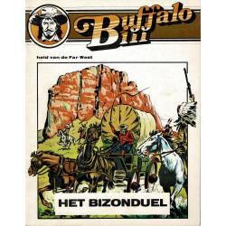 Buffalo Bill - 001 Het bizonduel - eerste druk van heruitgave 1984
