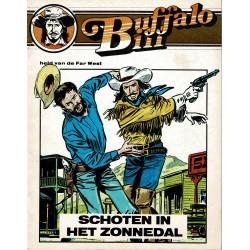 Buffalo Bill - 002 Schoten in het Zonnedal - eerste druk van heruitgave 1984