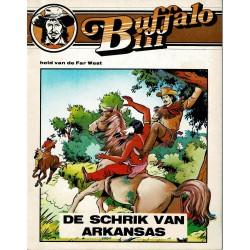 Buffalo Bill - 003 De schrik van Arkansas - eerste druk van heruitgave 1984