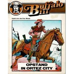 Buffalo Bill - 005 Opstand in Ortez City - eerste druk van heruitgave 1984