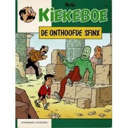 Kiekeboe - 004 De duivelse driehoek - herdruk 1993