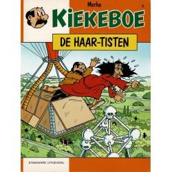 Kiekeboe - 008 De Haar-Tisten - herdruk 1996