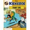 Kiekeboe - 017 Fanny Girl - herdruk 1997