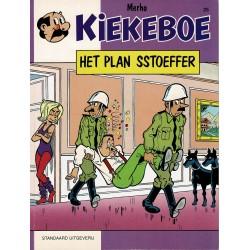 Kiekeboe - 025 Het plan Sstoefer - herdruk 1997