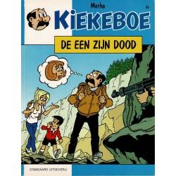 Kiekeboe - 033 De een zijn dood - herdruk 1997