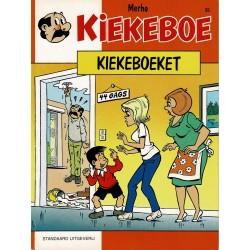 Kiekeboe - 035 Kiekeboeket - herdruk 1997