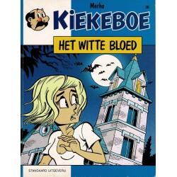 Kiekeboe - 036 Het witte bloed - herdruk 1997