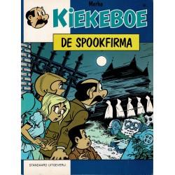 Kiekeboe - 043 De spookfirma - herdruk 1996