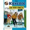 Kiekeboe - 045 Een koud kunstje - herdruk 1998
