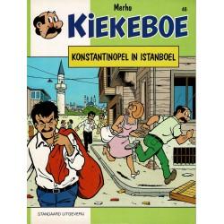 Kiekeboe - 046 Konstantinopel in Istanboel - herdruk 1996