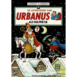 Urbanus - 166 Als hulppietje - eerste druk 2015