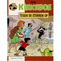 Kiekeboe - 005 Tegen de sterren op - herdruk 1992