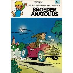 Jommeke - 054 Broeder Anatolius - herdruk 1992