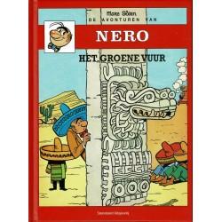 Nero - hardcover H02 Het groene vuur - eerste druk van heruitgave 2008