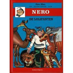 Nero - hardcover H07 De Lolifanten - eerste druk van heruitgave 2009