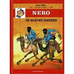 Nero - hardcover H17 De blauwe mannen - eerste druk van heruitgave 2011
