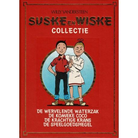 Suske en Wiske - Lekturama hardcover 038 - eerste druk 1990
