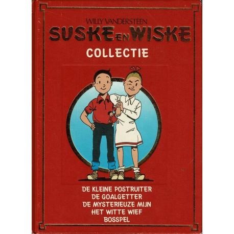 Suske en Wiske - Lekturama hardcover 040 - eerste druk 1992