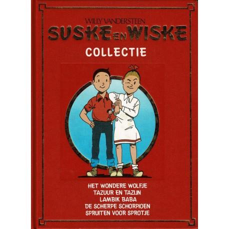 Suske en Wiske - Lekturama hardcover 041 - eerste druk 1992