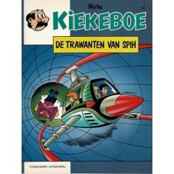 Kiekeboe - 012 De trawanten van Spih - herdruk 1991