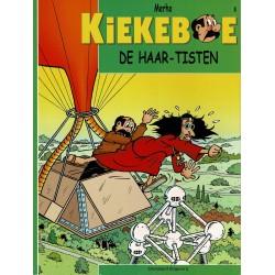 Kiekeboe - 008 De Haar-Tisten - herdruk 2005