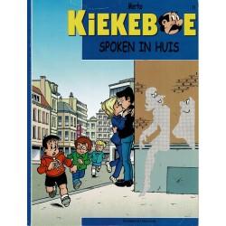 Kiekeboe - 011 Spoken in huis - herdruk 2003