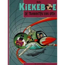 Kiekeboe - 012 De trawanten van Spih - herdruk 2003