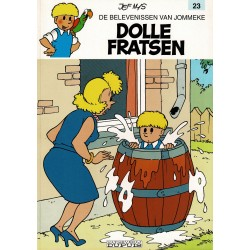 Jommeke - 023 Dolle fratsen - herdruk 2003