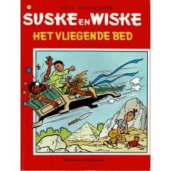 Suske en Wiske - 124 Het vliegende bed - herdruk 2000