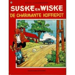 Suske en Wiske - 106 De charmante koffiepot - herdruk 1982