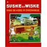 Suske en Wiske - 154 Rikki en Wiske in Chocowakije - herdruk 1999