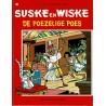 Suske en Wiske - 155 De poezelige poes - herdruk 1996