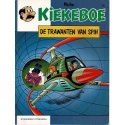 Kiekeboe - 012 De trawanten van Spih - herdruk 1999