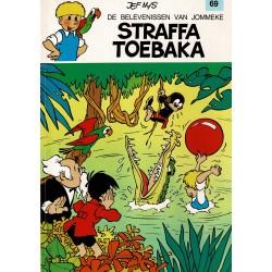 Jommeke - 069 Straffa Toebaka - herdruk 1992