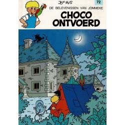Jommeke - 072 Choco ontvoerd - herdruk 1993
