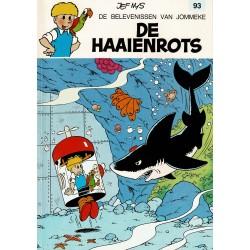 Jommeke - 093 De haaienrots - herdruk 1993