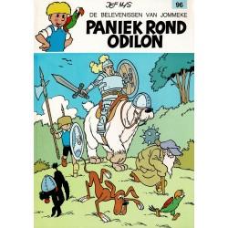 Jommeke - 096 Paniek rond Odilon - herdruk 1993