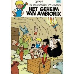 Jommeke - 130 Het geheim van Ambiorix - herdruk 1993