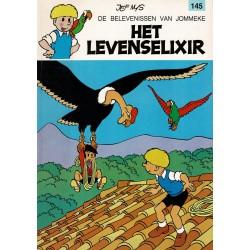 Jommeke - 145 Het levenselixir - herdruk 1991
