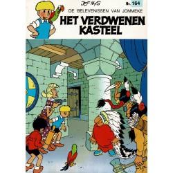 Jommeke - 164 Het verdwenen kasteel - eerste druk 1991