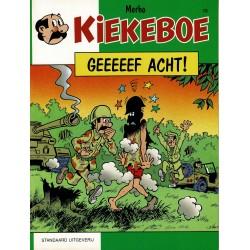 Kiekeboe - 019 Geeeeef acht! - herdruk 1999