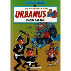 Urbanus - 013 Radio Salami - herdruk 1998