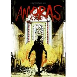 Amoras - 003 Krimson - eerste druk 2014