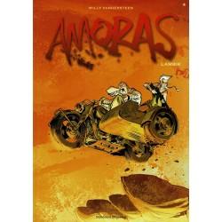 Amoras - 004 Lambik - eerste druk 2014