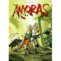 Amoras - 005 Wiske - eerste druk 2015